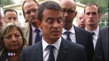 """Calais : Valls ne veut """"pas confondre immigration clandestine et droit à l'asile"""""""