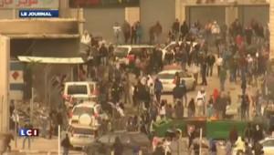 Jérusalem : l'attaque à la voiture bélier contre des piétons vue des caméras de surveillance