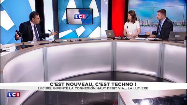 """Le Li-Fi, cette connexion internet par la lumière révolutionnaire et """"made in France"""""""