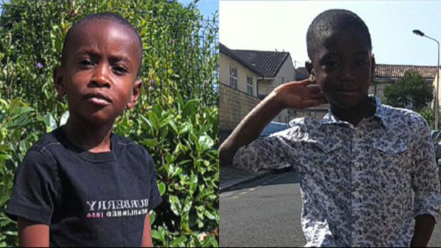 Les deux petits cousins Andy et Eyrane-David avaient disparu samedi après-midi à Eysines, près de Bordeaux.