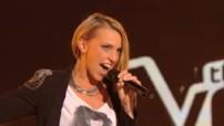 Sarah Jad reprend  « Etienne » (Guesch Patti)