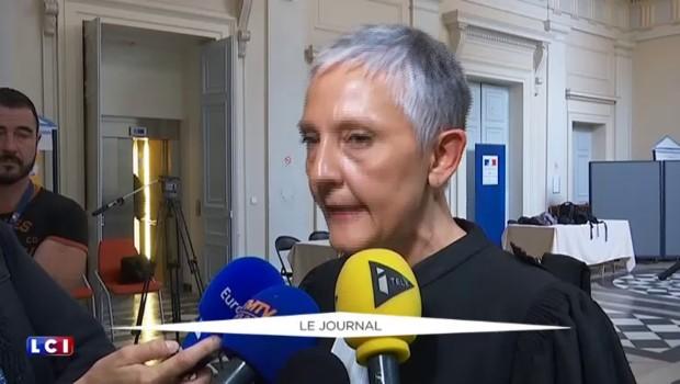 """""""Elle est dans le délire"""", commente l'avocate de Fabienne Kabou"""