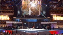 Hillary Clinton accepte l'investiture démocrate, acclamée par la foule