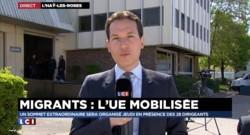 """Mort de migrants en Méditerranée : """"une situation insupportable"""" pour François Hollande"""