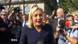 """2012 : Marine Le Pen et sa """"France libre"""""""