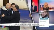 """Du tapis rouge au """"coup de pied au cul"""" : Serge Lazarevic déconce l'abandon de l'État"""