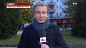 Le 13 heures du 19 novembre 2013 : Didier Pereschi : � Il va falloir prendre des risques pour r�iser un exploit � - 386.00800000000004