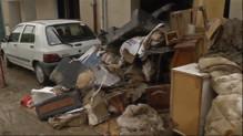 Le 20 heures du 18 septembre 2014 : D�ge dans le Gard: les op�tions se succ�nt pour aider les plus vuln�bles - 573.035