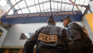 lille flandres gare police