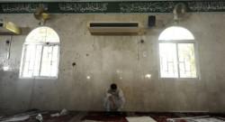 Premier attentat revendiqué par l'Etat islamique sur le sol saoudien dans la mosquée de Koudeih, le 22 mai 2015.