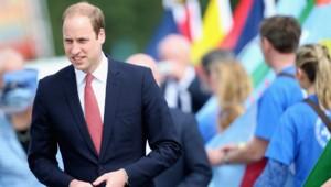 Prince William en juin 2015