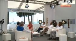 A Cannes, Ushuaia a reçu le réalisateur du Baiser du serpent