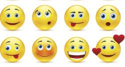 Des emojis