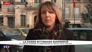 """""""Garde"""" biterroise suspendue : """"Un coup porté à la politique ultra-sécuritaire de Robert Ménard"""""""