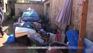 Intempéries : les rues de Cannes sous les eaux