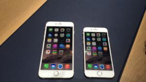 iphone 6 Plus et iphone 6