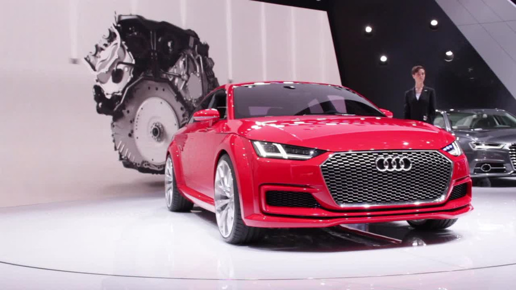 vid o automoto audi tt sportback concept tt 3 me. Black Bedroom Furniture Sets. Home Design Ideas