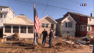 La côte Est des Etats-Unis subit toujours les conséquences du passage de la tempête Sandy.