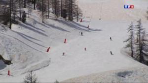 Le 20 heures du 11 avril 2014 : Au printemps, ils ont choisi de partir au ski - 1573.8937972412111