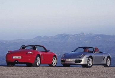 Photo 1 : BOXSTER - 2004