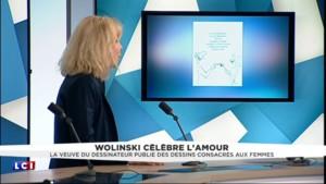 Pour la saint-Valentin, les mots d'amour de Wolinski