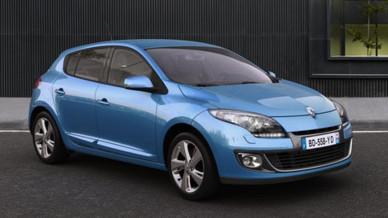 Vidéo : la Renault Mégane 2012 présente sa nouvelle collection