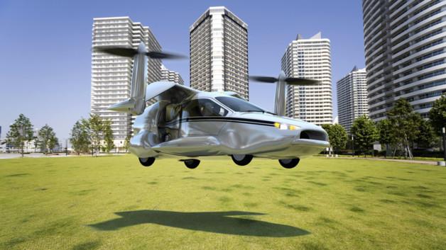 [ Actualité : Nouveauté ] Terrafugia revient avec une nouvelle voiture volante ! Terrafugia-tf-x-concept-2013-10911412zjnjd_2038