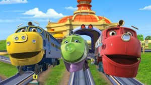 Vid os chuggington mytf1 - Chuggington dessin anime ...