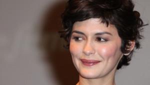 Audrey Tautou à la première du film Thérèse Desqueyroux à New York le 1er mars 2013