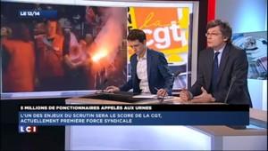"""CGT : Thierry Le Paon """"a peu de chance de tenir dans ce contexte"""""""