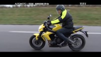 Essai Moto : la Kawasaki ER-6n (04/03/2012)