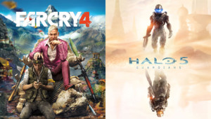 Ubisoft et Microsoft annoncent leurs prochains jeux vidéo, Far Cry 4 et Halo 5