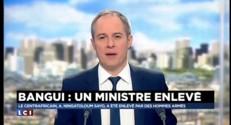 Un ministre centrafricain enlevé à Bangui