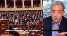 """""""Apartheid"""" en France : """"C'est une réalité"""""""