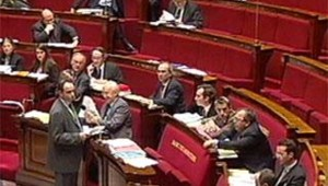 Assemblée nationale Jean-François Copé vote plafonnement impôt