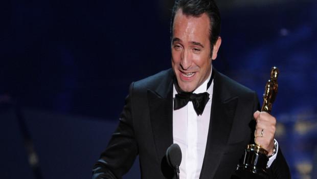Cérémonie des Oscars, The Artist remporte Cinq Oscars