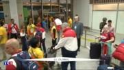 JO-2016 à Rio : la délégation russe est arrivée, amputée d'une centaine de sportifs
