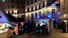 Le 20 heures du 22 décembre 2014 : Une camionnette heurte des piétons à Nantes : un commerçant raconte - 131.614