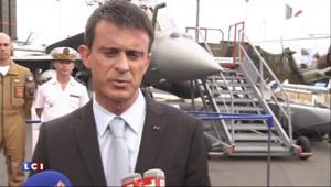 Migrants comparés à une fuite d'eau : Valls dénonce les propos de Sarkozy