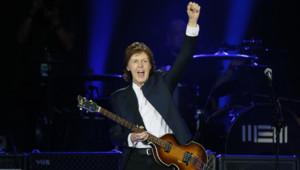 Paul McCartney en concert au Stade de France le 11 juin 2015