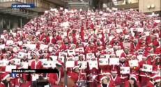 Tour du monde des images insolites autour de Noël