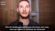 """Attentat en Allemagne : """"Nous avons entendu une détonation sourde, nous étions pétrifiés"""""""