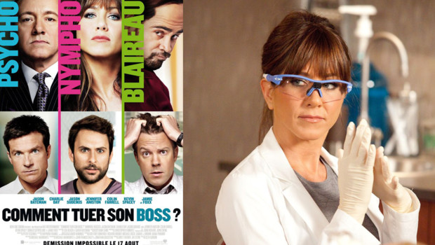 Comment tuer son boss? Jennifer Aniston