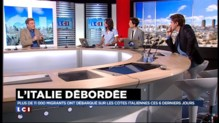 """Drames de l'immigration : """"Un peu de notre humanité s'engloutit en Méditerranée"""""""