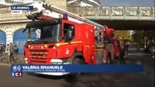 """Incendie à la Maison de la Radio: """"On s'est inquiétés qu'on ne nous dise pas d'évacuer"""""""