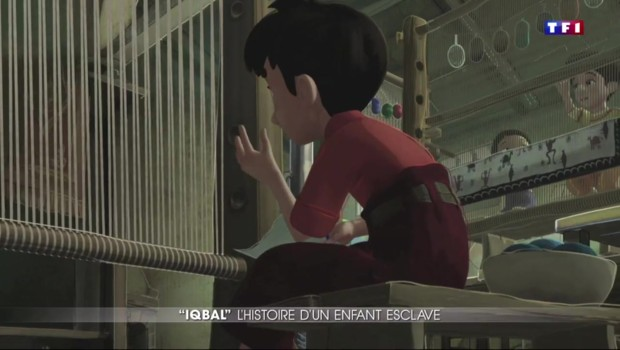 """""""Iqbal, l'enfant qui n'avait pas peur"""" : un dessin animé sur l'histoire vraie d'un garçon esclave"""