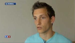 JO 2012 : le perchiste Renaud Lavillenie entre en piste