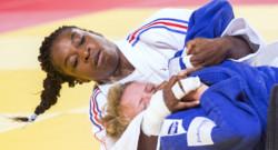 Judo / La Française Gévrise Emane championne du monde dans la catégorie des -70 kg