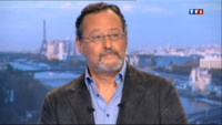 Le 20 heures du 25 avril 2013 : Premier sode de JO : Jean Reno sur le plateau du 20h - 1915.918