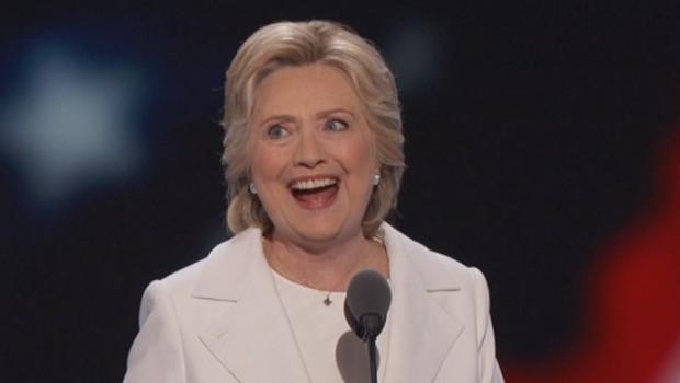 Le discours d'investiture démocrate de Hillary Clinton